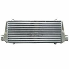 CXRacing 28X9.5X2.5 Universal Tube & Fin Intercooler For Jetta Sentra Eclipse