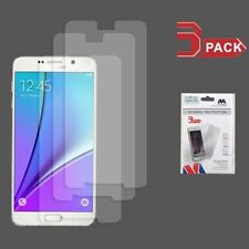 3x Transparent Clear LCD Screen Film Protector For Samsung Galaxy Note 5
