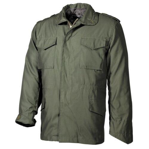 M65 Terrain Veste Militaire Homme De Mfh Us 03072 Hivernal Parka 1q8Ww07