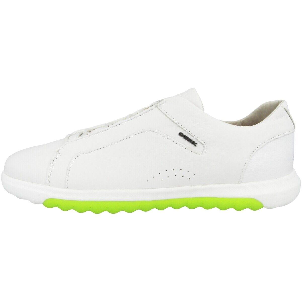 Geox u nexside a zapatos caballero casual zapatillas zapato media u927ga00085c1000 blanco
