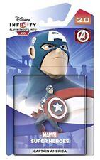 Disney Infinity 2.0 Character - Captain America Figure  PS4 PS3 Nintendo Wii U X