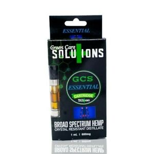 All Natural Cartridge Oil / Variety of Flavors