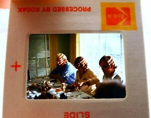 Discret 80 Kodak Couleur Glissent 1968-77 Jennings Famille Photos California Uc Berkeley