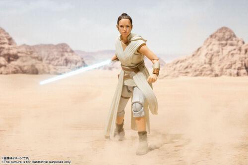 Bandai S.H.Figuarts Star Wars Rey /& D-O The Rise of Skywalker Japan version