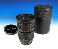RMC Tokina Macro focalizzare la Zoom 3.5/35-105mm obiettivo lens Konica AR - (101353)