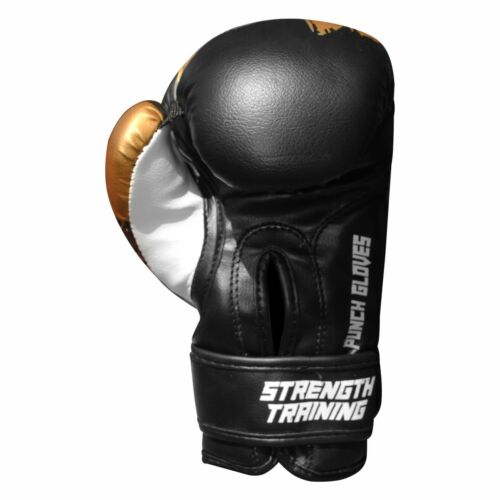 Kids//Jnior Punching Bag Boxing Gloves Mitts Sparring MMA Training Christmas Gift