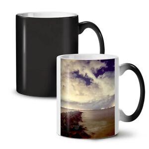 Calm Sea Photo Nature NEW Colour Changing Tea Coffee Mug 11 oz | Wellcoda