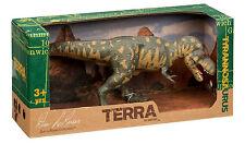 NEW Battat Terra Tryannosaurus rex (T. rex) dinosaur model - brand new in box