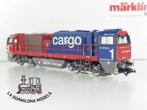 CS27-AC-DIGITAL-MARKLIN-37202-Schwere-Diesellokomotive-Vossloh-G-2000-BB-SBB