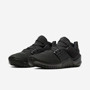 Nike Free x Metcon 2 Triple Black