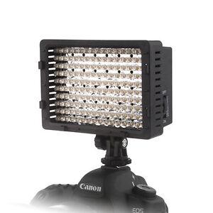 Neewer-Pro-CN-160-LED-Camera-Video-Lamp-Light-for-Canon-Nikon-Sigma-Olympus