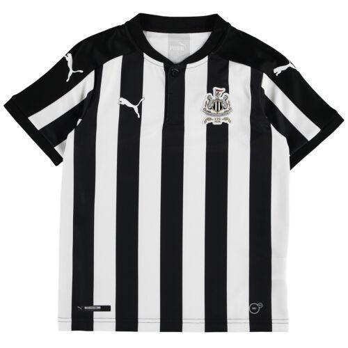 Newcastle United Football Home Jersey Shirt Tee Top 2017//18 Kids PUMA