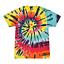 Tie-Dye-Kids-T-Shirts-Youth-Sizes-Unisex-100-Cotton-Colortone-Gildan thumbnail 21