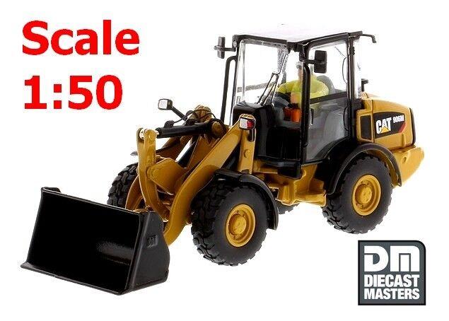suministro de productos de calidad Chargeur Chargeur Chargeur sur roues Caterpillar 906 M - DM Diecast Masters  - Echelle 1 50  alto descuento