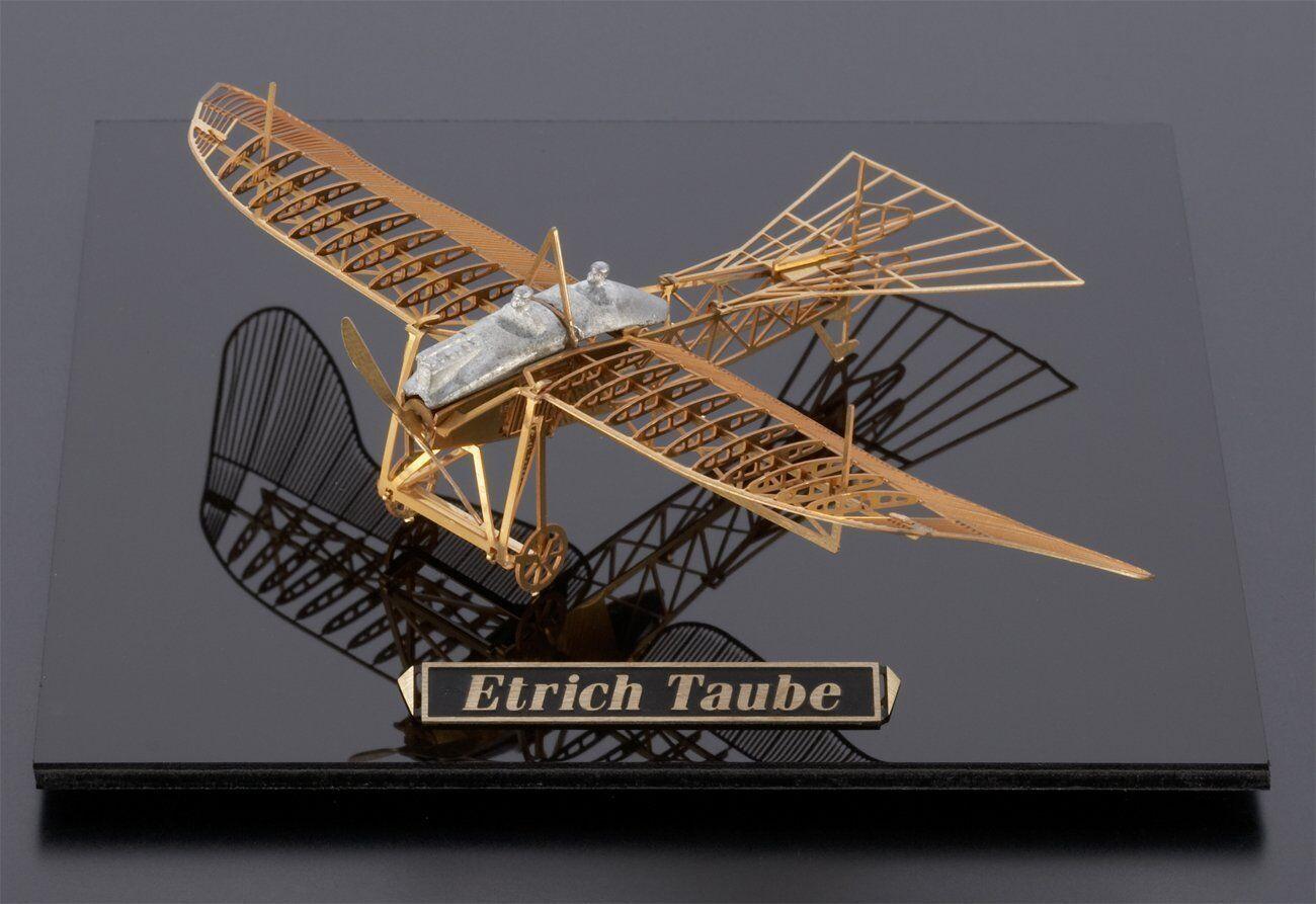 flygagagbas 1  160 Etrich Taube B007 Brass modellllerlerl Kit Micro vinge -serien tillverkad i japan