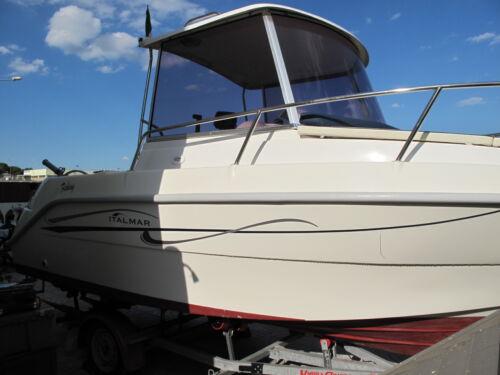 Adesivi imbarcazione Italmar 500  barca stickers