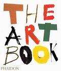 Editors Of Phaidon Press The Art Book 9780714836256