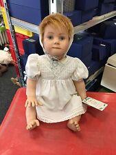 Rotraut Schrott Vinyl Puppe 58 cm. sehr selten