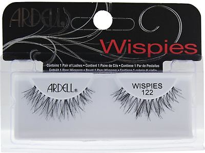 6bc45890bcc Ardell Wispies Eye Lashes No. 122 Black for sale online   eBay
