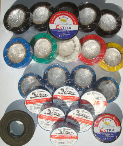 Adhesive Tape PVC or Wiring Loom Adhesive Cloth Fabric Insulating Tape