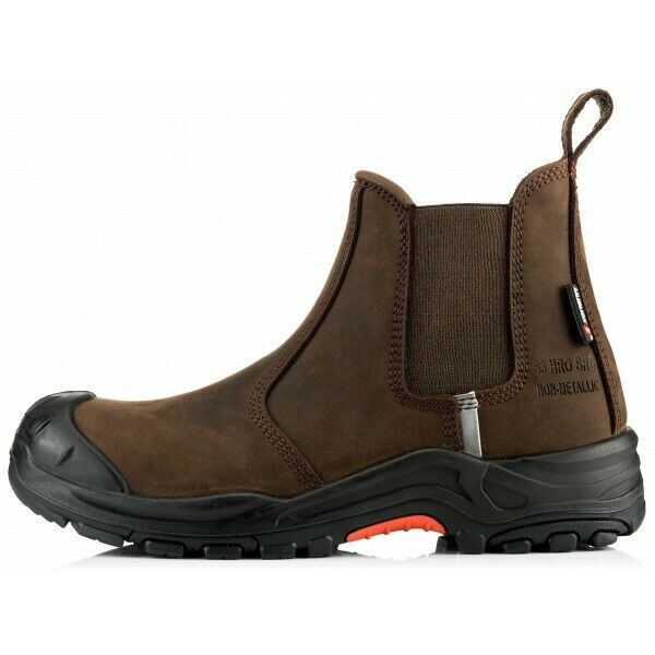 Buckler Nubuckz Dealer Boot NKZ101BR