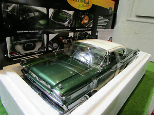 MERCURY-PARK-LANE-HARD-TOP-de-1959-vert-au-1-18-SUN-STAR-5164-voiture-miniature