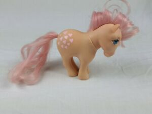 My-Little-Pony-G1-Peachy-Vintage-Toy-Hasbro-1982-Collectibles-MLP-G