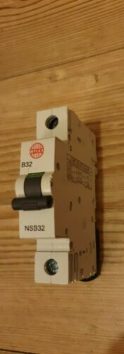 Details about  /WYLEX NSB32 32A MCBNEW