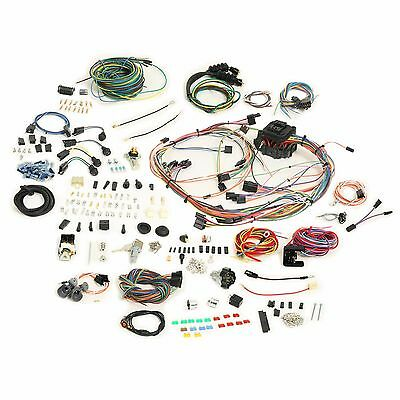 1967-68 chevy truck c10 american autowire classic update wiring harness  #510333