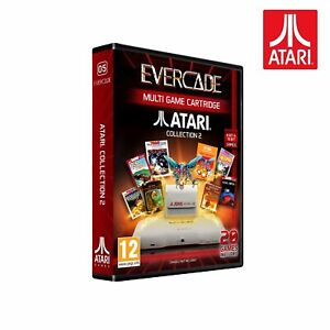 EVERCADE - Atari Collection 2 - 20 Games including Yars Revenge * NEW