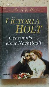 Buch-Victoria-Holt-Geheimnis-einer-Nachtigall