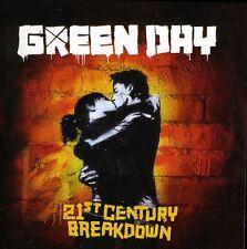 Green Day - 21st Century Breakdown [New CD] Explicit