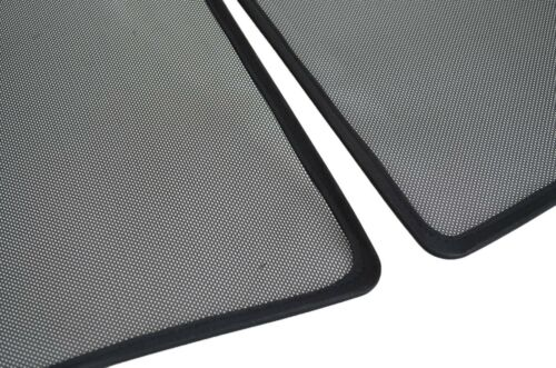 Rear Magnetic Window Sun Shades Mesh for Land Rover Discovery 4 2009-16
