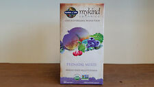 Garden of Life myKind Organics Prenatal Wholefood Multivitamin 180 Vegan Tablets
