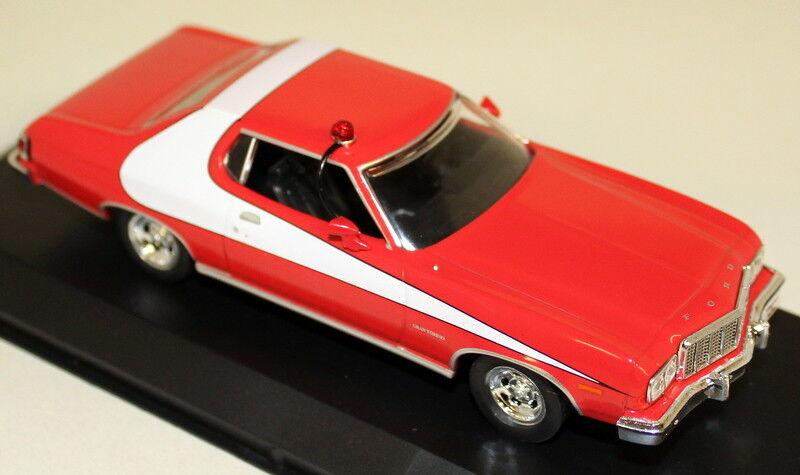 Greenlight 1 43 Scale 86442 1976 Ford Gran Torino Starsky & Hutch Diecast Car