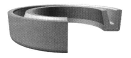 RW MC30004000500 MC30004000500 MC30004000500 - 3 X 4 X 1/2 - metal revestido Varilla Limpiaparabrisas 2e1df6