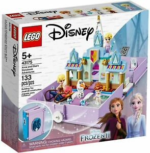 LEGO-Disney-Princess-43175-Annas-und-Elsas-Maerchenbuch-NEU-amp-OVP