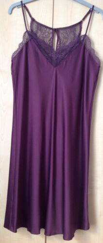 WOMEN/'S QUALITY SATIN CAMI//NIGHTDRESS UK SIZES 8-22 VARIOUS COLOURS 02s4