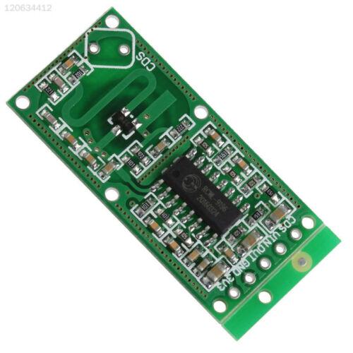 EB16 Induktion  Sensor  Modul  RCWL-0516  Mensch  Mikrowelle  Radar Melder Tafel