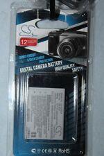 CAMERON SINO Batterie  pour Nikon Coolpix S52, Coolpix S1 -  CS-ENEL8