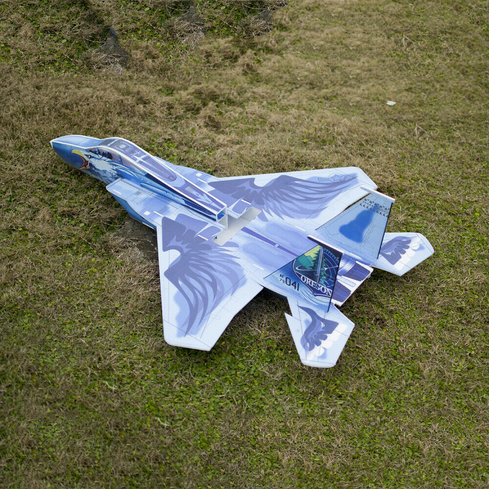 F15  785mm Wingspan KT tavola Warbird RC Airplane Aircraft Kit  seleziona tra le nuove marche come