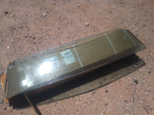 1970 LINCOLN MARK iii 3 III REAR WINDOW GLASS  parting out 2 rust free car 71 69