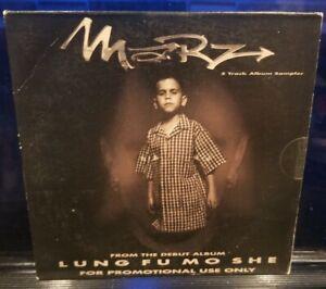 Marz - Lung Fu Mo She sampler CD dark lotus insane clown posse icp twiztid mars