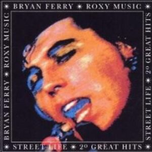 Roxy-Music-Bryan-Ferry-Street-Life-20-Greatest-Hits-NEW-CD
