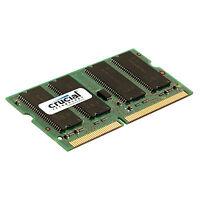 Crucial 1gb Ddr Pc2700 333 Mhz 200 Pin Non-ecc Cl 2.5 Sodimm Memory Ct12864x335