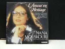 BO Série TV L'amour en héritage NANA MOUSKOURI CA171