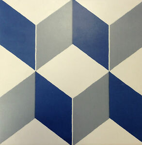 Victorian-Encaustic-effect-Geometric-Retro-style-ceramic-floor-tiles-Cubic
