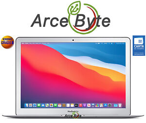 "APPLE MACBOOK AIR 13"" 2014 INTEL CORE i5 1.4GHZ FATTURABILE USB 3.0"