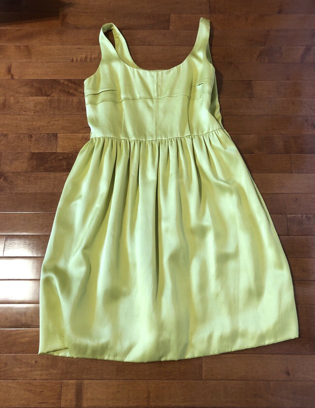 Women's Yellow Proenza Schouler Dress Size 8