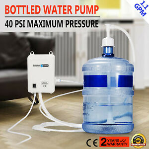 Bottled Water Dispensing System Pump for Coffee Brewer Ice-Maker Refrigerator